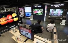 """Thị trường TV toàn cầu """"miễn nhiễm"""" với COVID-19"""