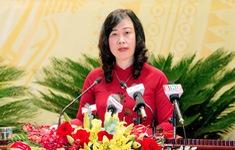 Bà Đào Hồng Lan được bầu giữ chức Bí thư Tỉnh ủy Bắc Ninh