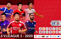 TRỰC TIẾP Vòng 12 V.League 2020: CLB Viettel - CLB Sài Gòn, SLNA - HAGL, Than Quảng Ninh - Bình Dương, CLB TP Hồ Chí Minh - DNH Nam Định...