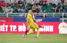 Kết quả CLB TP Hồ Chí Minh 5-1 DNH Nam Định: Công Phượng tỏa sáng, chiến thắng ấn tượng!