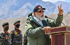 Ấn Độ tập trận giáp biên giới Pakistan - Trung Quốc