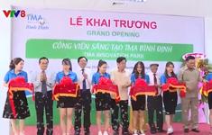 Khánh thành công viên sáng tạo đầu tiên của Việt Nam