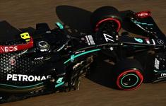 Valtteri Bottas đạt thành tích tốt nhất buổi chạy thử GP Nga
