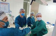 Phẫu thuật cấp cứu bệnh nhi bị viêm ruột thừa hiếm gặp