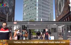 Sinh viên Việt Nam trong mùa dịch ở Pháp
