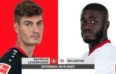 Bayern Leverkusen – Leipzig: Thách thức cho chủ nhà! (20h30 hôm nay, 26/9 trên VTV6 và VTV5)