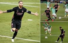 Real Betis 2-3 Real Madrid: Chiến thắng kịch tính