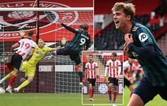 Sheffield Utd 0-1 Leeds Utd: Chiến thắng kịch tính