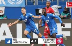 Hoffenheim 4-1 Bayern Munich: Địa chấn tại Bundesliga!