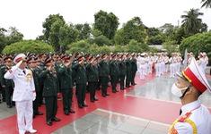 Từ 27 - 30/9, Đại hội Đảng bộ Quân đội diễn ra