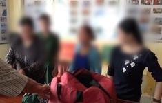 Triệt phá đường dây mua bán phụ nữ, giải cứu 2 thiếu nữ dưới 16 tuổi
