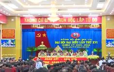 Đại hội đại biểu Đảng bộ tỉnh Gia Lai lần thứ 16