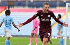 Kết quả Man City 2–5 Leicester City: Vardy lập hat-trick, Leicester đè bẹp Man City ngay tại Etihad