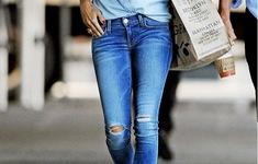 Câu chuyện tiêu dùng: Quần jeans mọc rêu hay bánh hình học phức tạp?