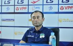 Ông Lee Tae Hoon thôi giữ chức HLV trưởng CLB Hoàng Anh Gia Lai