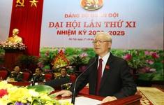 Tổng Bí thư, Chủ tịch nước Nguyễn Phú Trọng: Quân đội là chỗ dựa vững chắc của Đảng, Nhà nước và nhân dân