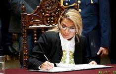 Ba bộ trưởng Bolivia bất ngờ từ chức do bất đồng với nội các