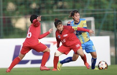 Vòng 3 giải BĐ Nữ VĐQG – Cúp Thái Sơn Bắc 2020: Sơn La có 1 điểm, Phong Phú Hà Nam thắng trận đầu tiên
