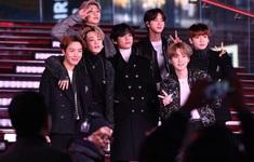 BTS trở lại ngôi vương BXH Billboard 100