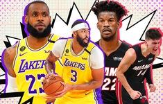 Những điều thú vị tại NBA Finals 2020