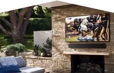 TV QLED ngoài trời đầu tiên trên thế giới ra mắt tại thị trường Việt Nam