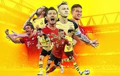 Bayern Munich – Dortmund: Siêu cúp nước Đức trực tiếp trên VTV5, VTV6 (1h30 ngày 1/10)