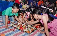 Trung thu ấm áp đến với trẻ em 59 tỉnh thành tại sân chơi FoxSteps