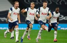 Loại Chelsea sau loạt luân lưu, Tottenham vào tứ kết cúp Liên đoàn