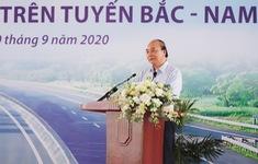 Thủ tướng Nguyễn Xuân Phúc: Phải có ít nhất 5.000km cao tốc