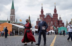 Tổng thống Nga kêu gọi tuân thủ các biện pháp ngăn chặn COVID-19