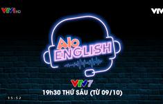 Khám phá hậu trường ghi hình vòng loại Alo English