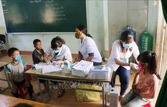 Quảng Ngãi: Trên 400 học sinh nghỉ học để phòng bệnh bạch hầu