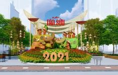 Cấm đường phục vụ thi công đường hoa Nguyễn Huệ và đường sách