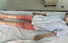 Cứu bệnh nhân suy dinh dưỡng nặng, sút 19kg do mắc u tụy