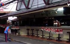 """Du lịch sụt giảm, Pattaya trở thành """" Thành phố ma"""""""