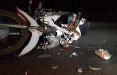Xe máy đi ngược chiều tông trực diện xe tải, một người tử vong