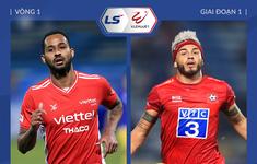 TRỰC TIẾP V.League 2021, CLB Viettel - CLB Hải Phòng: Cập nhật đội hình xuất phát