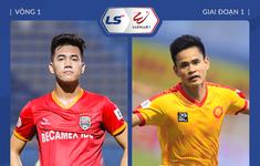 TRỰC TIẾP V.League 2021, B.Bình Dương 1-0 Đông Á Thanh Hóa: Hiệp 1 kết thúc!