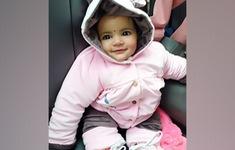 Bé gái 20 tháng tuổi tại Ấn Độ hiến tạng cứu sống 5 người