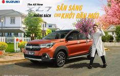 Nhận lì xì đến 42 triệu đồng khi mua ô tô Suzuki trong tháng 1