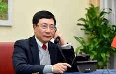 Thúc đẩy quan hệ Việt Nam - Hoa Kỳ phát triển ổn định, đi vào chiều sâu