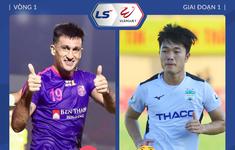 TRỰC TIẾP BÓNG ĐÁ, CLB Sài Gòn - Hoàng Anh Gia Lai: 19h15 trên VTV5, VTV6 và ứng dụng VTV Sports