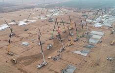 Trung Quốc thần tốc xây bệnh viện 1.500 phòng bệnh trong 5 ngày