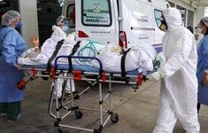 Brazil cùng lúc vật lộn với tình trạng thiếu oxy y tế và biến chủng virus mới