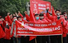Hàng nghìn tình nguyện viên tham gia hiến máu Chủ nhật Đỏ