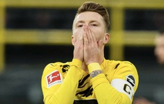 Dortmund 1-1 Mainz 05: Marco Reus đá hỏng phạt đền, Dortmund chia điểm tiếc nuối