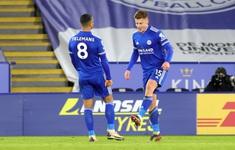 """Leicester City 2-0 Southampton: """"Bầy Cáo"""" lên ngôi nhì bảng"""