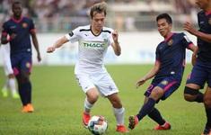 Vòng 1 LS V.League 1-2021: CLB Sài Gòn - Hoàng Anh Gia Lai (19h15 trên VTV5, VTV6)