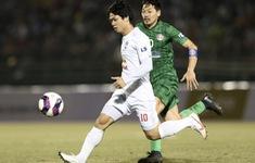TRỰC TIẾP BÓNG ĐÁ, CLB Sài Gòn 0-0 Hoàng Anh Gia Lai: Hiệp một