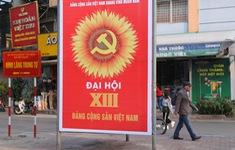 Chuẩn bị chu đáo, bài bản, kỹ lưỡng cho Đại hội XIII của Đảng